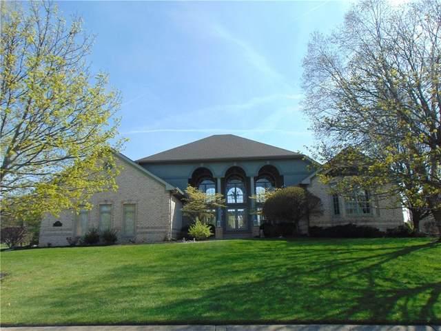 7109 W Augusta Boulevard, Yorktown, IN 47396 (MLS #21777568) :: The ORR Home Selling Team