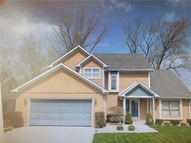 130 Huddleston N Drive, Indianapolis, IN 46217 (MLS #21777570) :: Corbett & Company