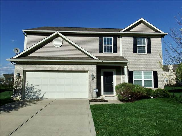 1242 Littlefield Drive, Greenwood, IN 46143 (MLS #21777574) :: The Indy Property Source