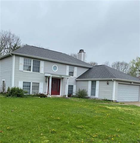 532 Hunters Trail, Greenwood, IN 46142 (MLS #21777581) :: Mike Price Realty Team - RE/MAX Centerstone