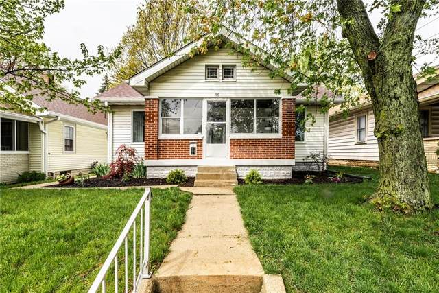 86 N 13th Avenue N, Beech Grove, IN 46107 (MLS #21777585) :: RE/MAX Legacy