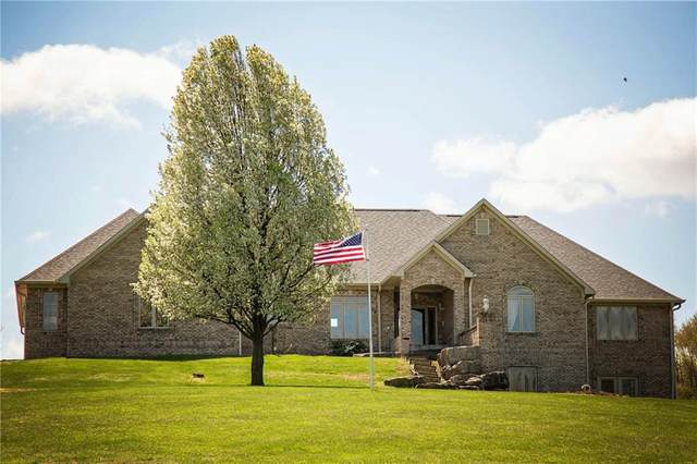 578 S Main Street, Cloverdale, IN 46120 (MLS #21777601) :: The Indy Property Source