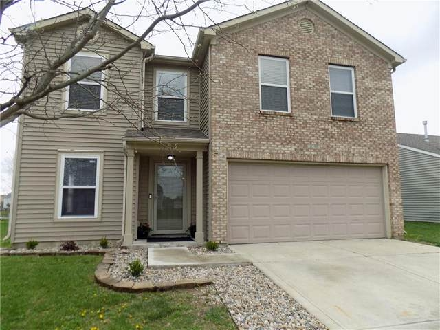 8227 Crackling Lane, Indianapolis, IN 46259 (MLS #21777603) :: The Indy Property Source