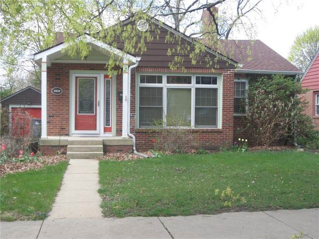 320 N Whittier Place, Indianapolis, IN 46219 (MLS #21777613) :: RE/MAX Legacy
