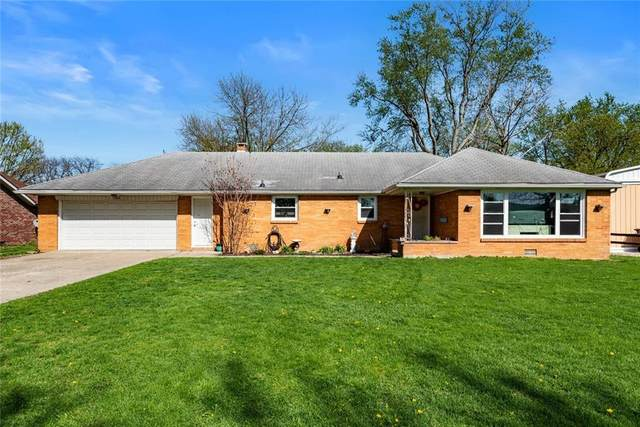 5014 Fletcher Street, Anderson, IN 46013 (MLS #21777620) :: Mike Price Realty Team - RE/MAX Centerstone