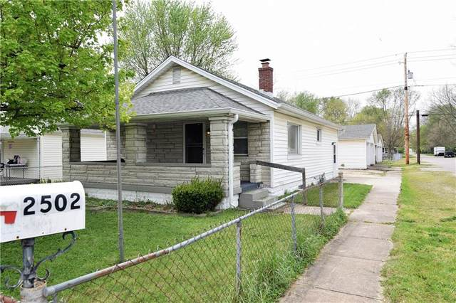 2502 Foltz Street, Indianapolis, IN 46241 (MLS #21777624) :: RE/MAX Legacy