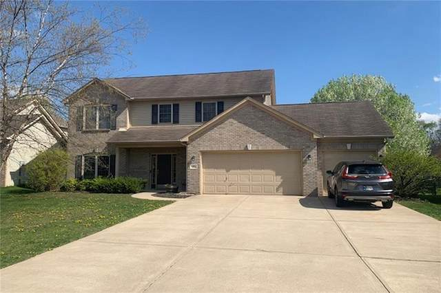 197 Ceejay Drive, Greenwood, IN 46142 (MLS #21777625) :: Mike Price Realty Team - RE/MAX Centerstone