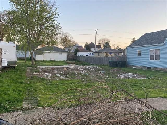 323 W Walnut Street, Greensburg, IN 47240 (MLS #21777626) :: The ORR Home Selling Team