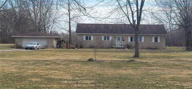 8649 W Old Fort Road, Fortville, IN 46040 (MLS #21777631) :: Mike Price Realty Team - RE/MAX Centerstone