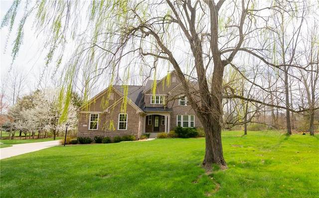 1847 Golf Course Lane, Martinsville, IN 46151 (MLS #21777639) :: Mike Price Realty Team - RE/MAX Centerstone