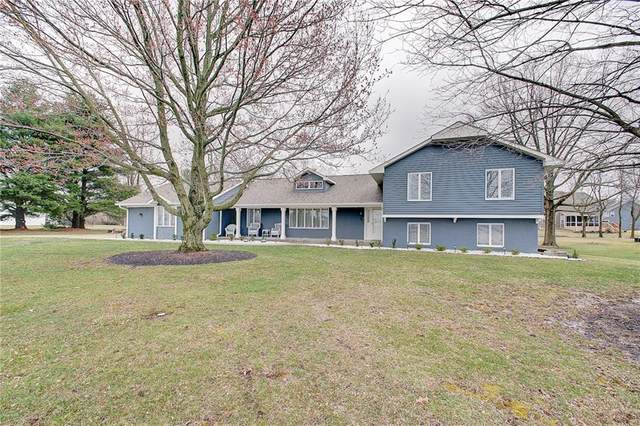 1423 Demaree Road, Greenwood, IN 46143 (MLS #21777656) :: Mike Price Realty Team - RE/MAX Centerstone