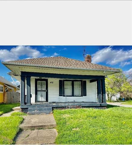 402 W 38th Street, Indianapolis, IN 46208 (MLS #21777660) :: The Evelo Team