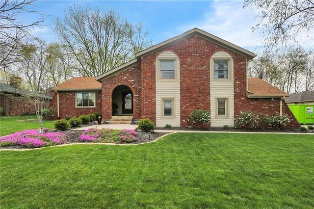 6423 Lava Court, Indianapolis, IN 46237 (MLS #21777665) :: The Evelo Team