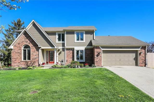 931 Queensbury Drive, Noblesville, IN 46062 (MLS #21777673) :: Ferris Property Group