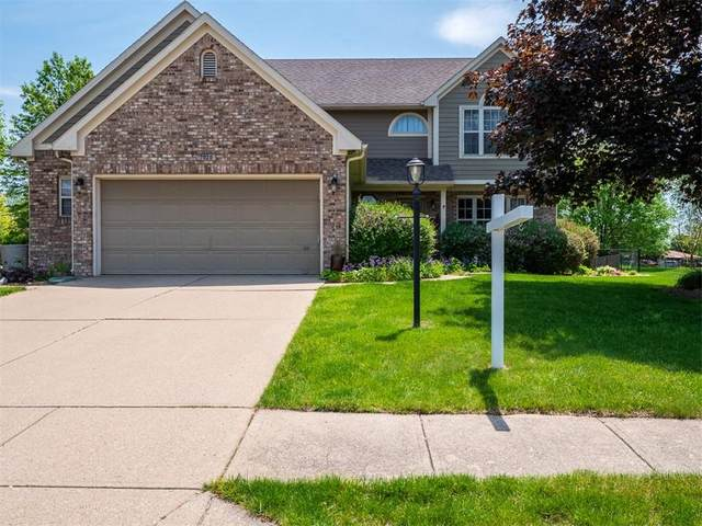7925 Rock Rose Court, Indianapolis, IN 46237 (MLS #21777676) :: Ferris Property Group