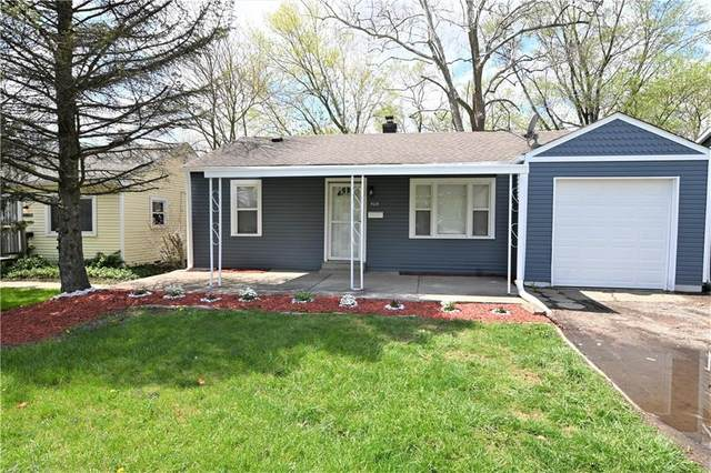 506 S Arlington Avenue, Indianapolis, IN 46219 (MLS #21777677) :: Mike Price Realty Team - RE/MAX Centerstone
