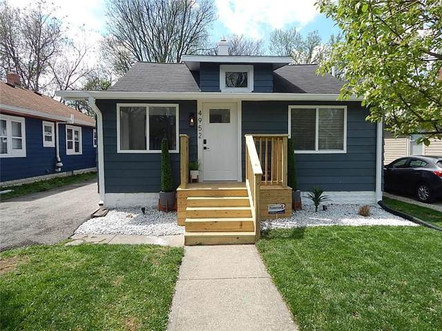4952 Kingsley Drive N, Indianapolis, IN 46205 (MLS #21777681) :: The Indy Property Source