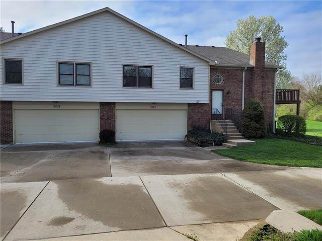 9242 Cinnebar Drive, Indianapolis, IN 46268 (MLS #21777683) :: Pennington Realty Team