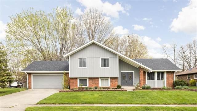 1108 Selkirk Lane, Indianapolis, IN 46260 (MLS #21777685) :: Heard Real Estate Team | eXp Realty, LLC
