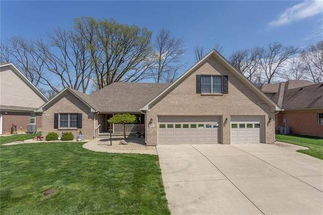 655 Raintree Drive, Avon, IN 46123 (MLS #21777693) :: The Indy Property Source