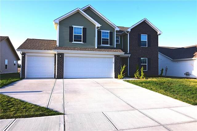 658 Albermarle Drive, Pittsboro, IN 46167 (MLS #21777708) :: The Indy Property Source