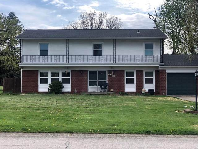 2131 Winchester Drive, Indianapolis, IN 46227 (MLS #21777716) :: Mike Price Realty Team - RE/MAX Centerstone