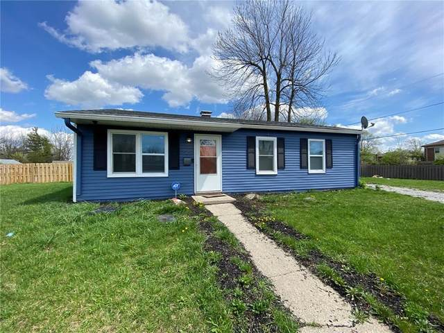 3265 N Butler Avenue, Indianapolis, IN 46218 (MLS #21777721) :: The Evelo Team