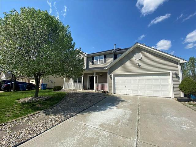 1734 Blankenship Drive, Indianapolis, IN 46217 (MLS #21777734) :: Mike Price Realty Team - RE/MAX Centerstone