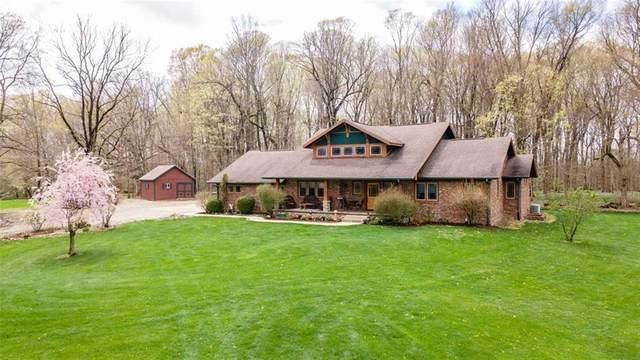 7133 N County Road 700 W, Middletown, IN 47356 (MLS #21777738) :: Heard Real Estate Team | eXp Realty, LLC