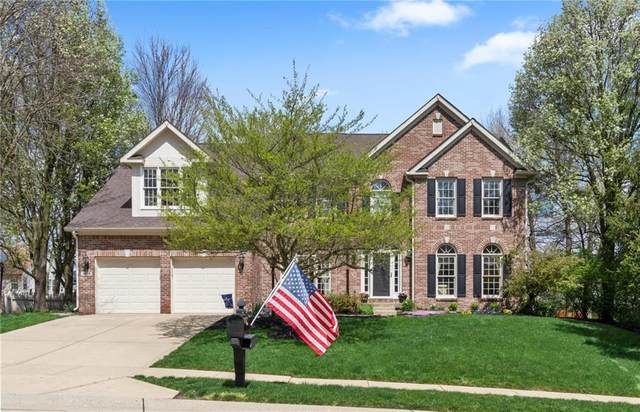 9624 Fortune Drive, Fishers, IN 46037 (MLS #21777743) :: Heard Real Estate Team | eXp Realty, LLC