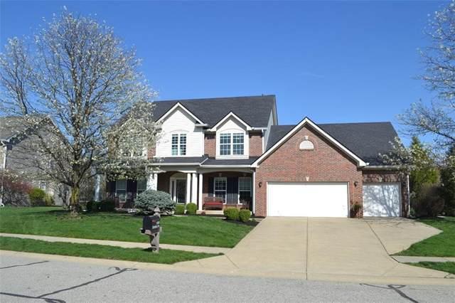 14805 Chamberlain Drive, Westfield, IN 46074 (MLS #21777744) :: Corbett & Company