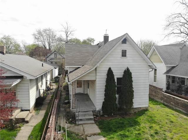 1507 Churchman Avenue, Indianapolis, IN 46203 (MLS #21777755) :: Heard Real Estate Team | eXp Realty, LLC