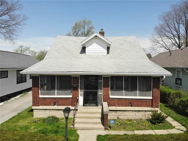 1510 Herschell Avenue, Indianapolis, IN 46202 (MLS #21777760) :: Heard Real Estate Team | eXp Realty, LLC