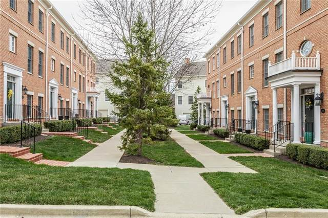 12917 Currier Street, Carmel, IN 46032 (MLS #21777775) :: Heard Real Estate Team | eXp Realty, LLC