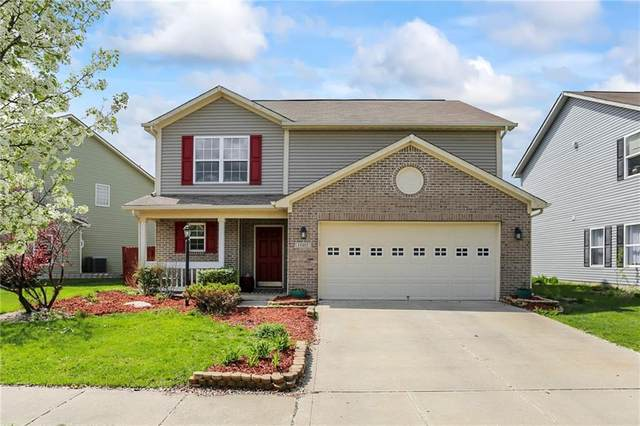 15483 Blair Lane, Noblesville, IN 46060 (MLS #21777777) :: The Indy Property Source