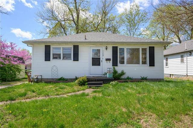 1508 N Gladstone Avenue, Columbus, IN 47201 (MLS #21777782) :: Anthony Robinson & AMR Real Estate Group LLC