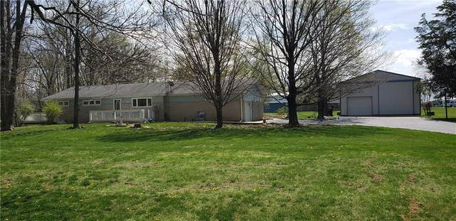 5658 E Us Hwy 40, Fillmore, IN 46128 (MLS #21777791) :: The Indy Property Source