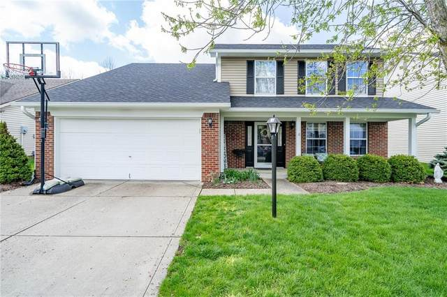 11478 Wilderness Trail, Fishers, IN 46038 (MLS #21777797) :: Heard Real Estate Team | eXp Realty, LLC