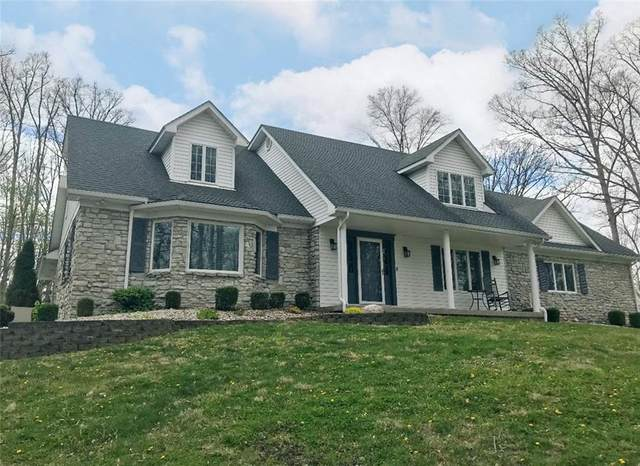 1655 W Shady Lane, Greensburg, IN 47240 (MLS #21777803) :: Mike Price Realty Team - RE/MAX Centerstone