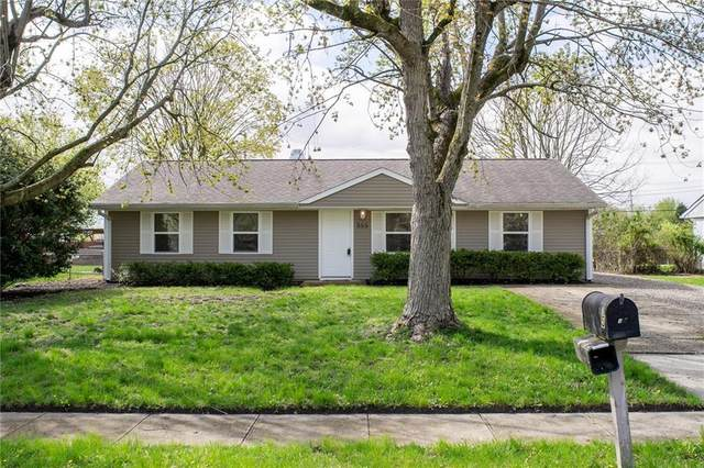 355 Bryant Drive, Franklin, IN 46131 (MLS #21777804) :: Anthony Robinson & AMR Real Estate Group LLC