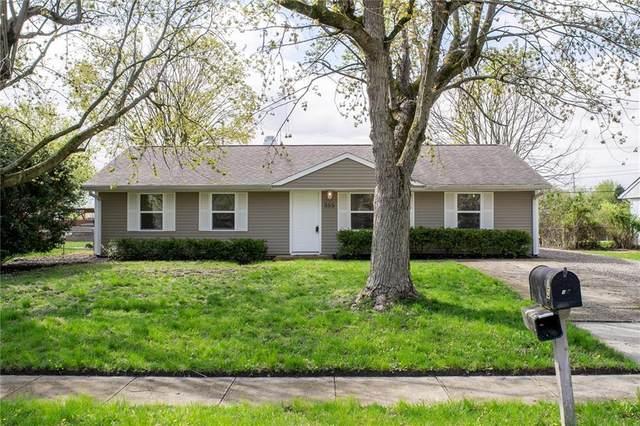 355 Bryant Drive, Franklin, IN 46131 (MLS #21777804) :: Heard Real Estate Team | eXp Realty, LLC