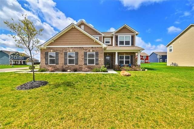156 Imel Way, Greenwood, IN 46143 (MLS #21777813) :: Heard Real Estate Team | eXp Realty, LLC