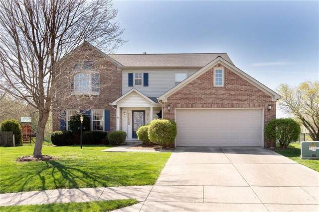 1083 Arlington Court, Indianapolis, IN 46280 (MLS #21777819) :: The Indy Property Source
