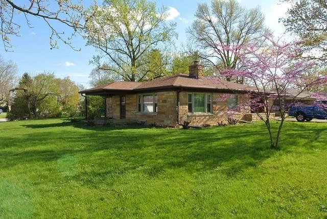 1013 E Buchanan Street, Plainfield, IN 46168 (MLS #21777821) :: The Indy Property Source