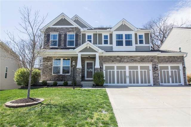 18865 Elder Ridge Drive, Noblesville, IN 46062 (MLS #21777835) :: The Indy Property Source