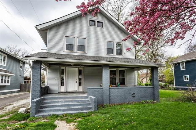3102 N Guilford Avenue, Indianapolis, IN 46205 (MLS #21777839) :: Heard Real Estate Team   eXp Realty, LLC