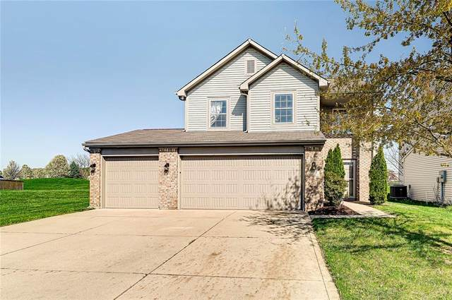 2329 Longleaf Drive, Greenwood, IN 46143 (MLS #21777848) :: Mike Price Realty Team - RE/MAX Centerstone