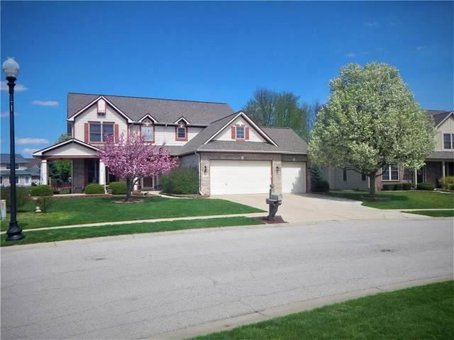 7916 Bayard Drive, Indianapolis, IN 46259 (MLS #21777858) :: Anthony Robinson & AMR Real Estate Group LLC