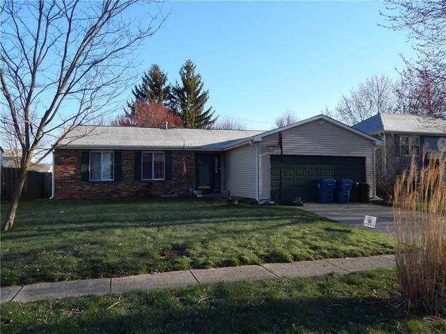 11342 E St Joseph Street, Indianapolis, IN 46229 (MLS #21777862) :: Mike Price Realty Team - RE/MAX Centerstone