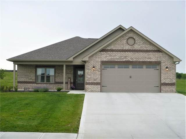 3048 W Glacier Drive, Monrovia, IN 46157 (MLS #21777869) :: Mike Price Realty Team - RE/MAX Centerstone